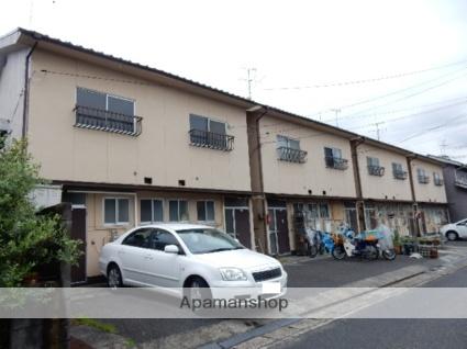 岡山県岡山市南区の築33年 2階建の賃貸アパート