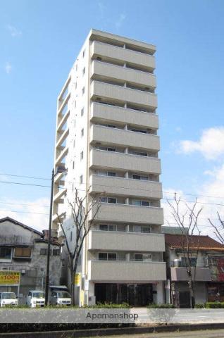 岡山県岡山市北区、田町駅徒歩1分の築10年 11階建の賃貸マンション