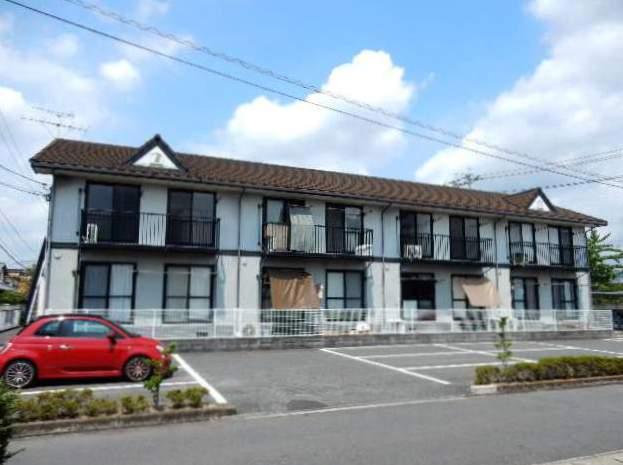 岡山県岡山市中区、高島駅徒歩9分の築21年 2階建の賃貸アパート