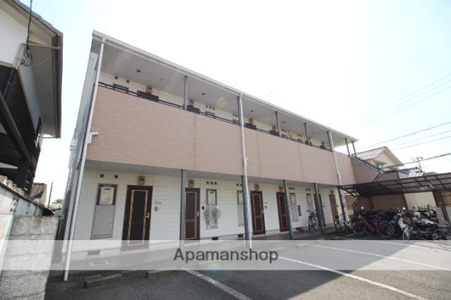 岡山県岡山市中区、高島駅徒歩13分の築26年 2階建の賃貸アパート