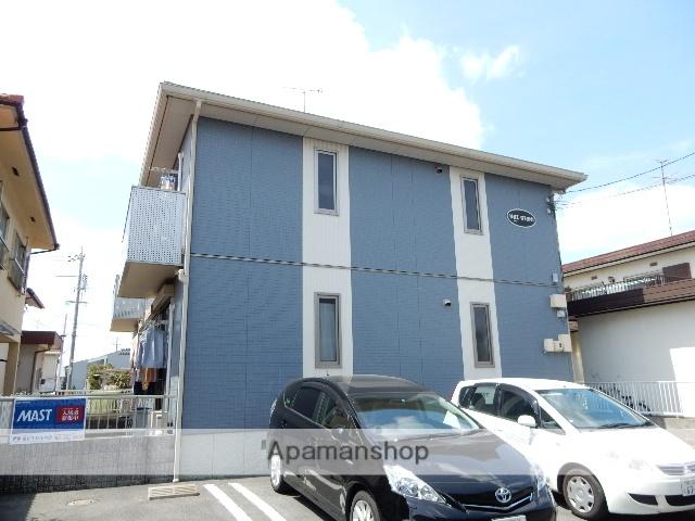 岡山県岡山市中区、高島駅徒歩28分の築10年 2階建の賃貸アパート