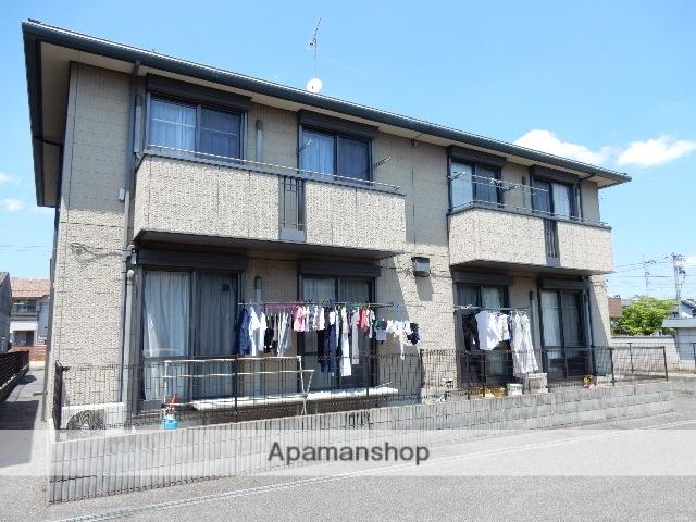 岡山県岡山市中区、東岡山駅徒歩24分の築15年 2階建の賃貸アパート