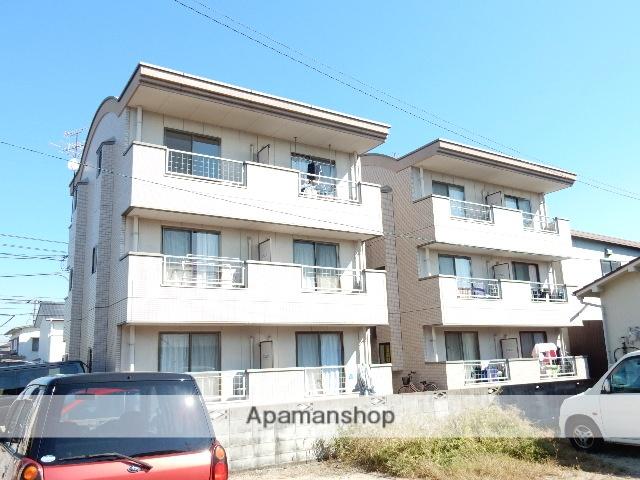岡山県岡山市南区の築20年 3階建の賃貸マンション