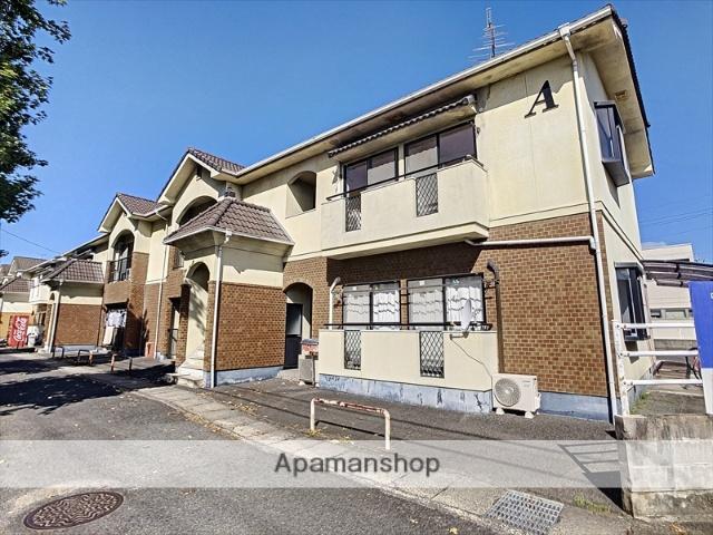 岡山県岡山市北区、北長瀬駅徒歩40分の築20年 2階建の賃貸アパート