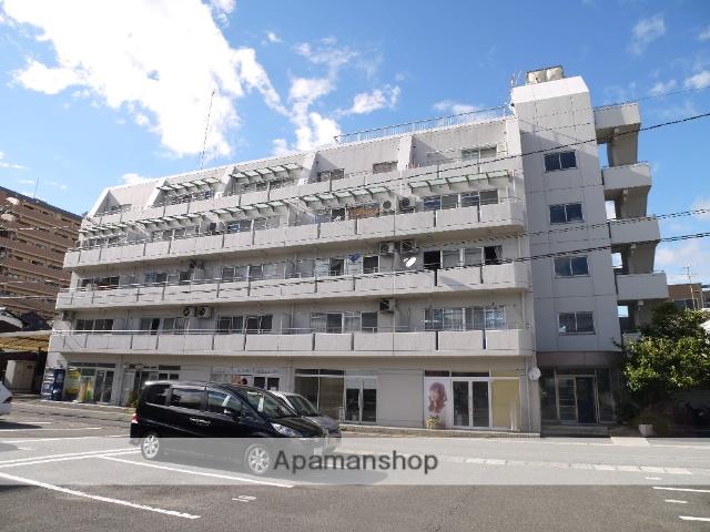 岡山県岡山市北区、岡山駅徒歩33分の築26年 5階建の賃貸マンション