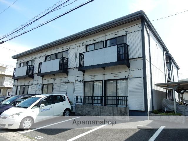 岡山県岡山市中区、高島駅徒歩12分の築23年 2階建の賃貸アパート