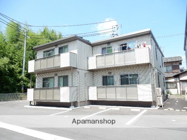 岡山県岡山市南区、備前片岡駅徒歩15分の築2年 2階建の賃貸アパート