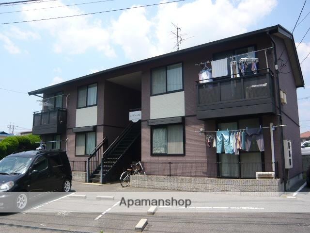 岡山県岡山市中区、小橋駅徒歩11分の築20年 2階建の賃貸アパート