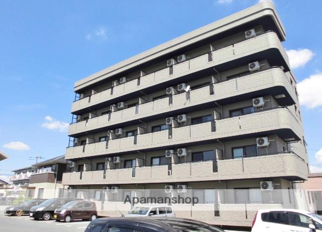 岡山県岡山市北区、北長瀬駅徒歩17分の築4年 5階建の賃貸マンション