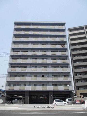 岡山県岡山市北区、北長瀬駅徒歩25分の築7年 10階建の賃貸マンション