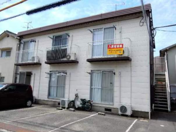 岡山県岡山市北区、北長瀬駅徒歩20分の築30年 2階建の賃貸アパート