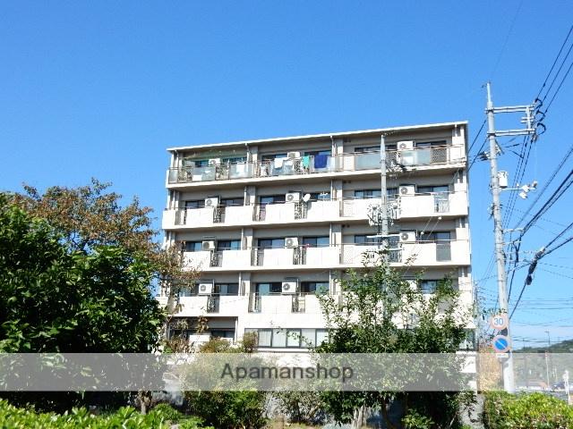 岡山県岡山市北区、大安寺駅徒歩25分の築28年 6階建の賃貸マンション