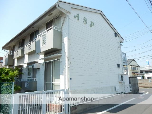 岡山県岡山市南区、清輝橋駅徒歩24分の築29年 2階建の賃貸アパート