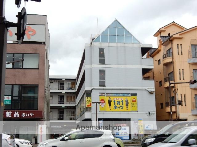 岡山県岡山市北区、岡山駅徒歩31分の築28年 4階建の賃貸マンション