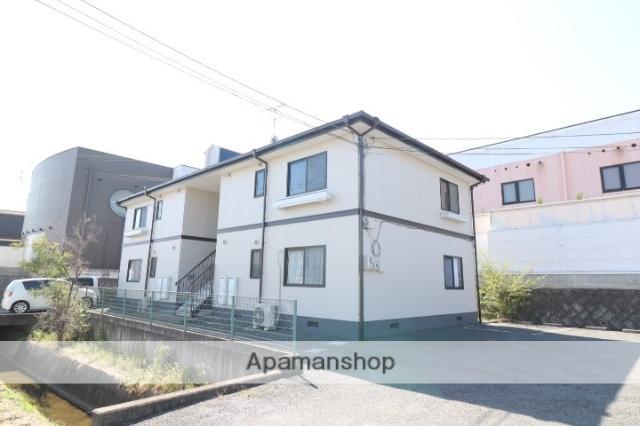 岡山県岡山市北区、備中高松駅徒歩24分の築23年 2階建の賃貸アパート