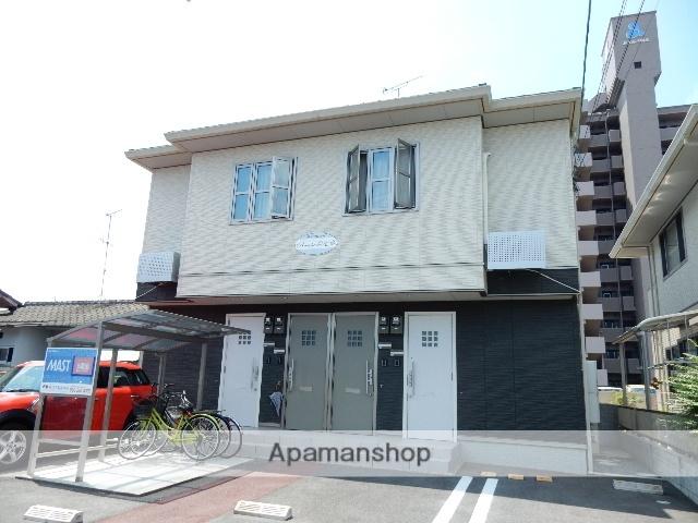 岡山県岡山市中区、高島駅徒歩25分の築5年 2階建の賃貸アパート