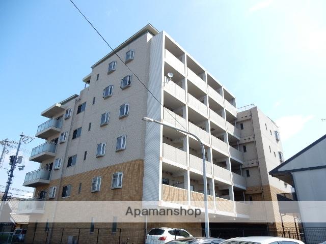 岡山県岡山市北区、大元駅徒歩9分の築12年 6階建の賃貸マンション