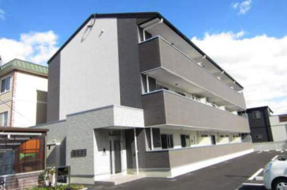 岡山県岡山市中区、高島駅徒歩28分の築2年 3階建の賃貸マンション