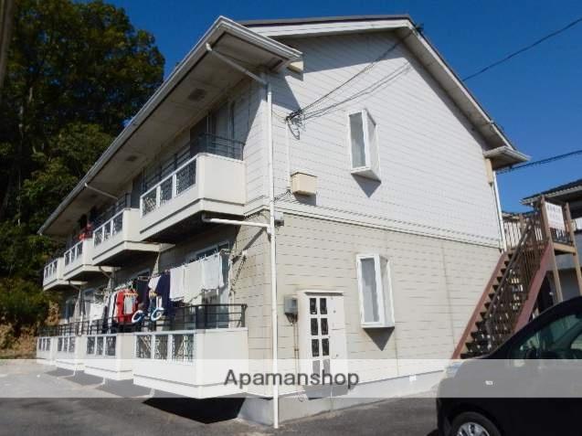 岡山県岡山市北区、玉柏駅徒歩37分の築27年 2階建の賃貸アパート