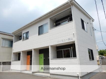 岡山県岡山市中区、岡山駅徒歩46分の築2年 2階建の賃貸アパート