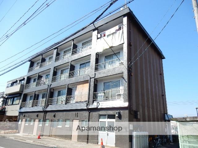 岡山県岡山市北区、北長瀬駅徒歩25分の築39年 4階建の賃貸マンション