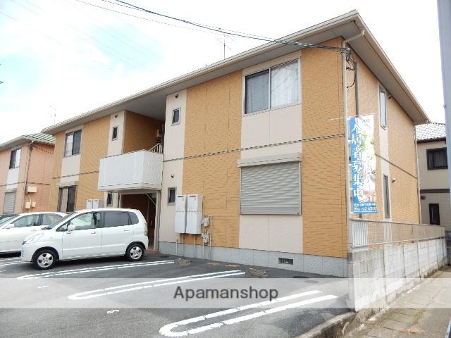 岡山県岡山市中区、岡山駅徒歩70分の築10年 2階建の賃貸アパート