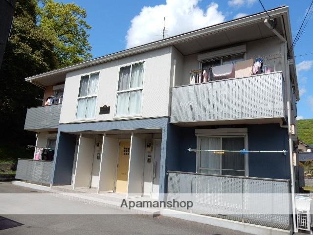 岡山県岡山市北区、備前原駅徒歩6分の築9年 2階建の賃貸アパート