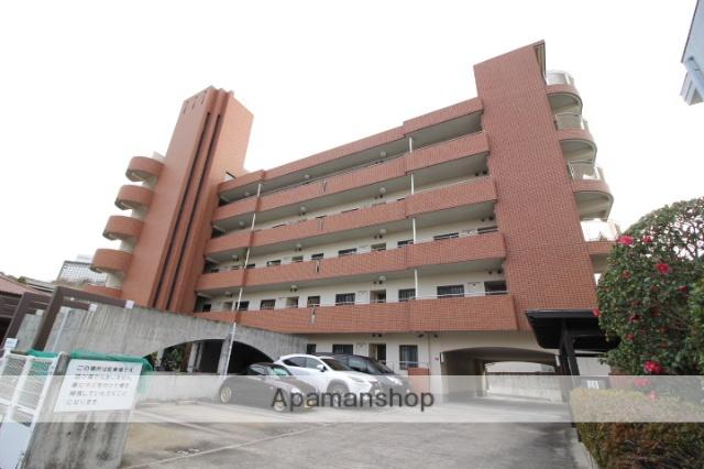 岡山県岡山市中区、岡山駅徒歩46分の築24年 6階建の賃貸マンション