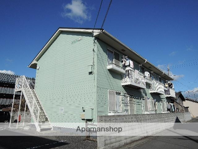 岡山県岡山市南区、備前西市駅徒歩34分の築20年 2階建の賃貸アパート