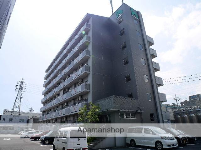 岡山県岡山市南区、岡山駅徒歩89分の築16年 7階建の賃貸マンション