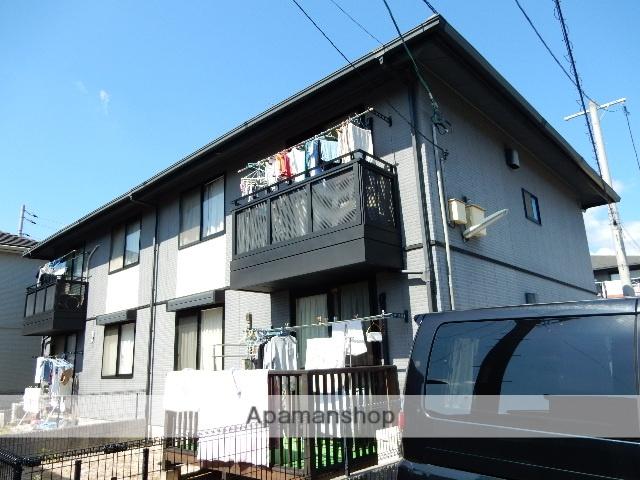 岡山県岡山市中区、高島駅徒歩33分の築15年 2階建の賃貸アパート