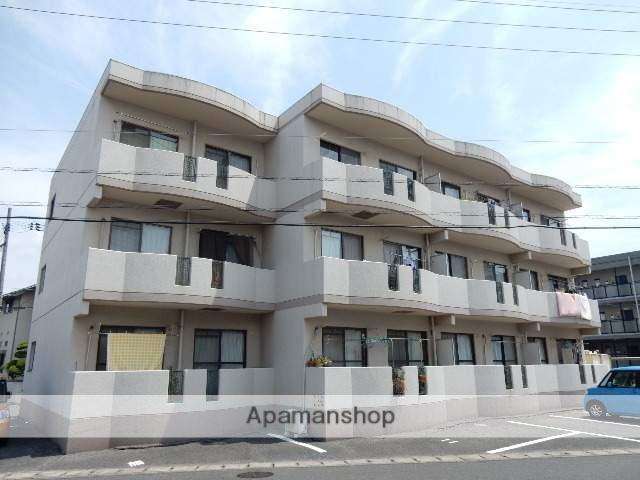 岡山県岡山市北区、北長瀬駅徒歩25分の築23年 3階建の賃貸マンション