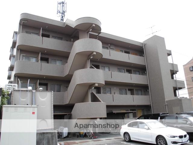 岡山県岡山市北区、北長瀬駅徒歩25分の築21年 4階建の賃貸マンション