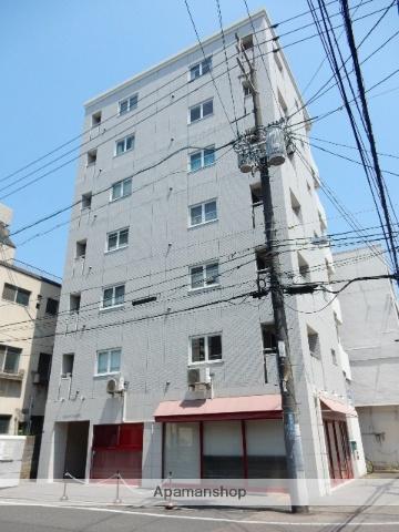 岡山県岡山市北区、新西大寺町筋駅徒歩3分の築8年 7階建の賃貸マンション