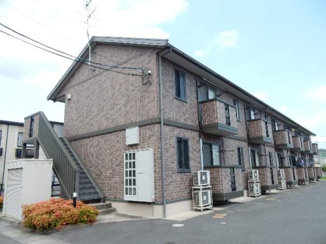岡山県岡山市中区、東岡山駅徒歩11分の築11年 2階建の賃貸アパート