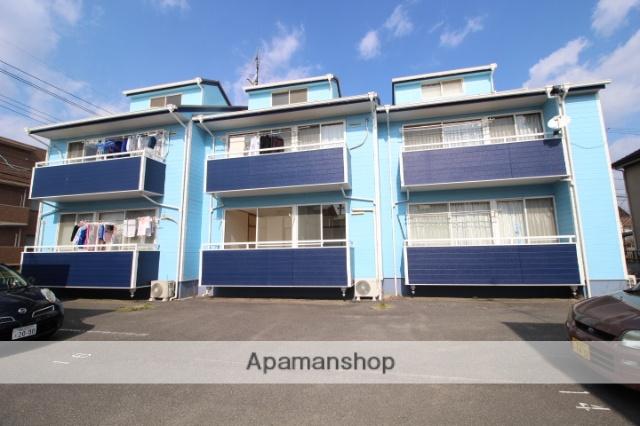 岡山県岡山市北区、北長瀬駅徒歩17分の築28年 2階建の賃貸アパート