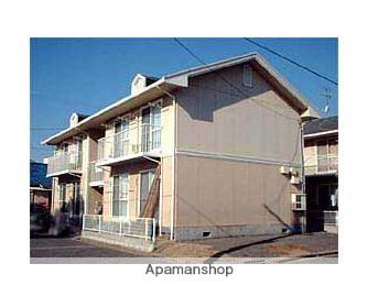 岡山県岡山市中区、東岡山駅徒歩3分の築24年 2階建の賃貸アパート