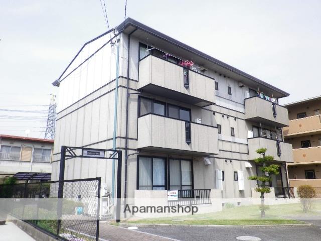 岡山県岡山市北区、法界院駅徒歩13分の築19年 2階建の賃貸アパート