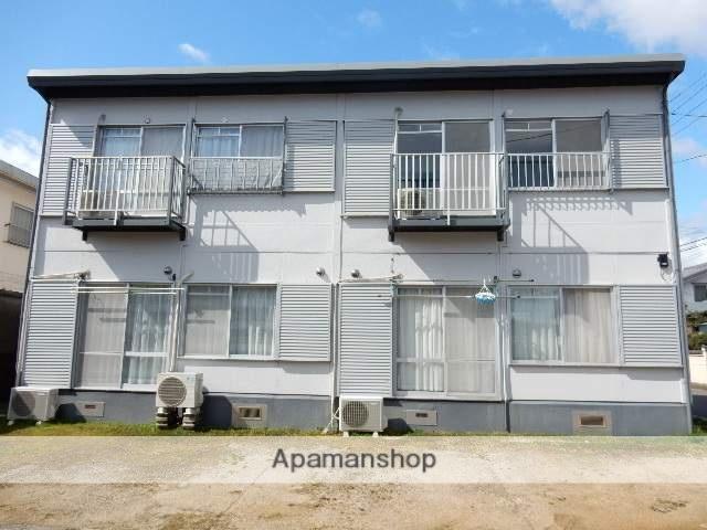 岡山県岡山市北区、北長瀬駅徒歩39分の築32年 2階建の賃貸アパート