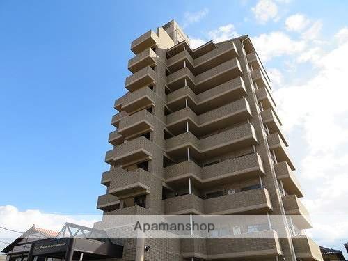 岡山県岡山市北区、北長瀬駅徒歩12分の築26年 10階建の賃貸マンション