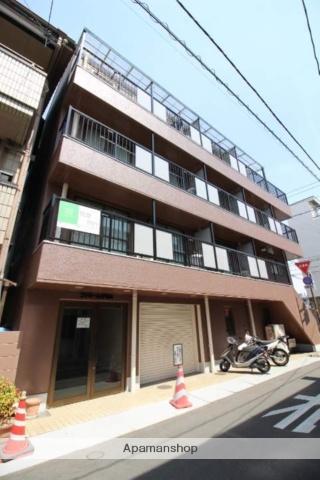 岡山県岡山市北区、岡山駅徒歩9分の築28年 4階建の賃貸マンション