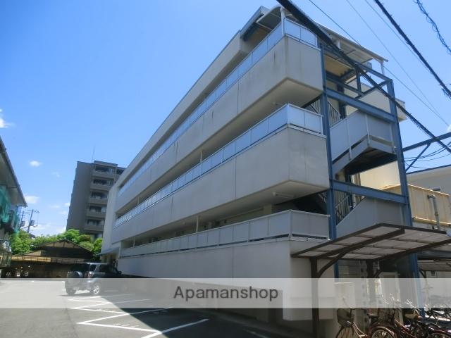 岡山県岡山市北区、岡山駅徒歩15分の築12年 3階建の賃貸マンション