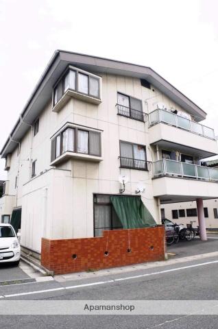 岡山県岡山市南区、大元駅徒歩42分の築28年 3階建の賃貸マンション
