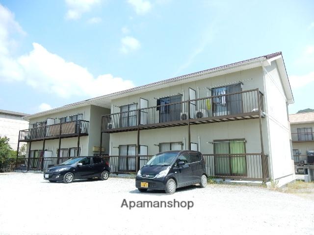 岡山県岡山市北区、金川駅徒歩20分の築5年 2階建の賃貸アパート