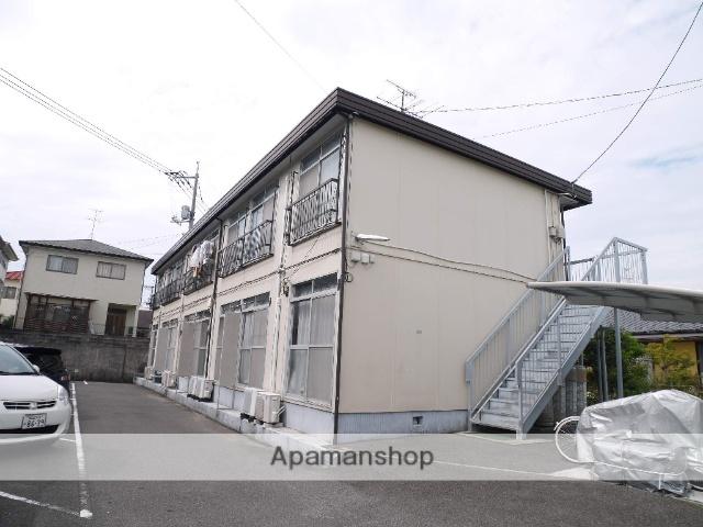 岡山県岡山市中区、岡山駅徒歩62分の築39年 2階建の賃貸アパート