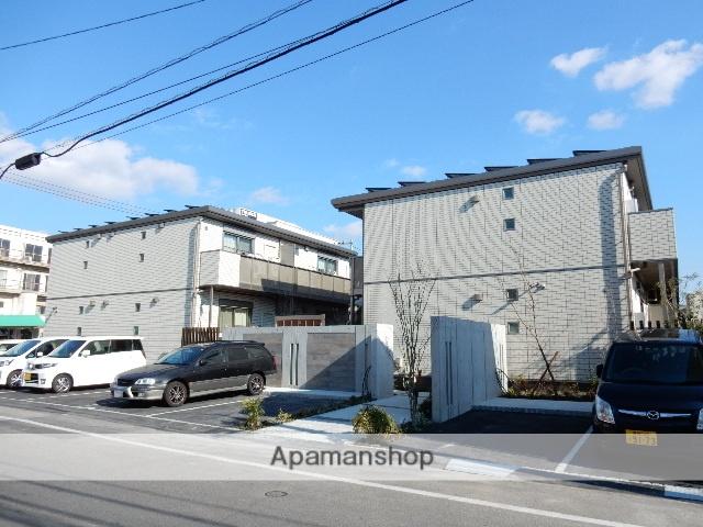 岡山県岡山市北区、大雲寺前駅徒歩6分の新築 2階建の賃貸アパート