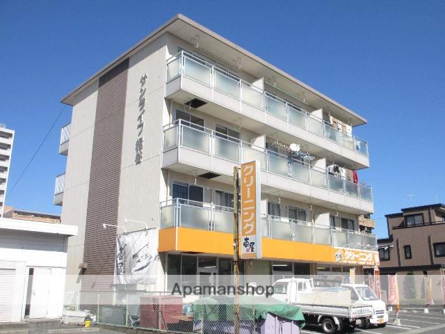 岡山県岡山市北区、大元駅徒歩13分の築32年 4階建の賃貸アパート