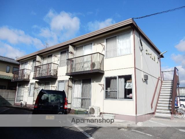 岡山県岡山市北区、北長瀬駅徒歩20分の築31年 2階建の賃貸アパート