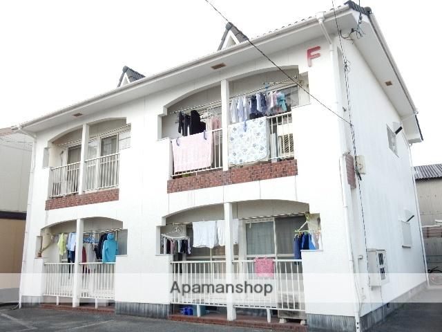 岡山県岡山市南区、大元駅徒歩42分の築27年 2階建の賃貸アパート
