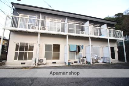 岡山県岡山市中区の築25年 2階建の賃貸アパート